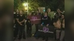 Vigil for young victims of murder