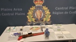 Items seized by RCMP on September 15, 2020. (Source: Manitoba RCMP)