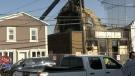 Demolition of derelict buildings begins in Timmin