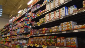 Canadian grocery bills are going up