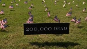 U.S. COVID-19 death toll increases