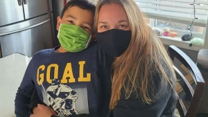 Sask. family's patience tested