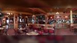 The interior of the pub at the Coldwater Hotel in Merritt, B.C. is seen in this photo from the hotel's website.