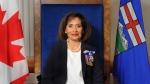 Alta.'s lieutenant-governor