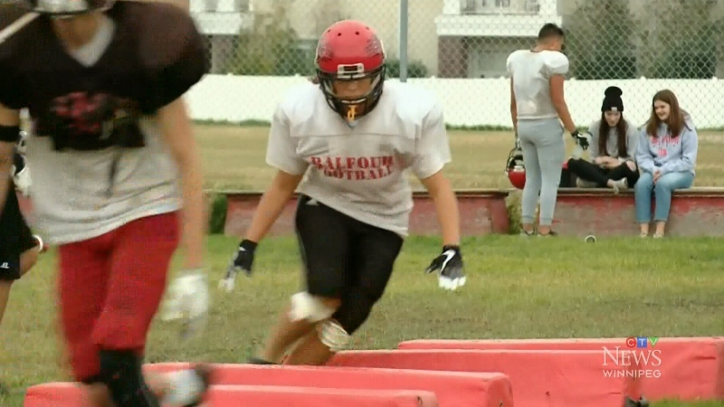School division cancels extracurricular sports