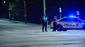 Halifax Regional Police are investigating after three people were taken to hospital following a single vehicle collision on Wednesday night.