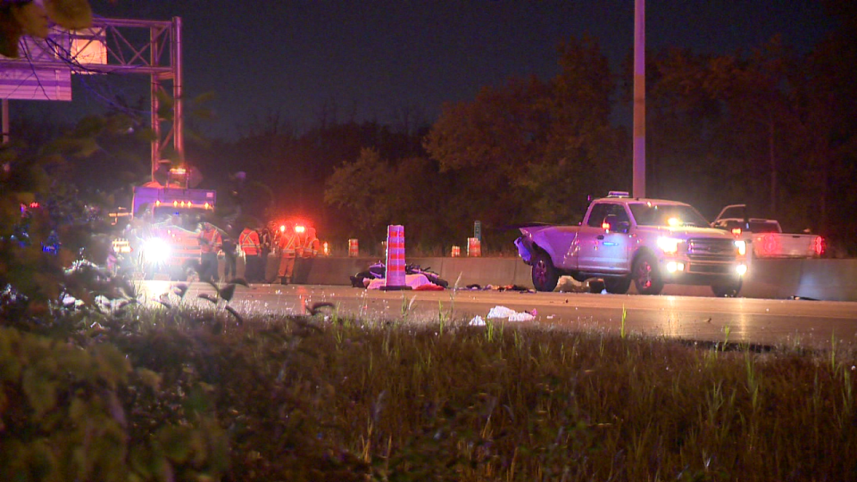 One person is dead after accident in Laval