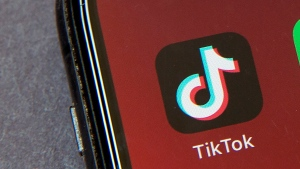 TikTok's parent company has agreed to pay $92 million in a settlement after a federal lawsuit alleged that the app broke the Illinois biometric privacy law. (AP Photo/Mark Schiefelbein, File)