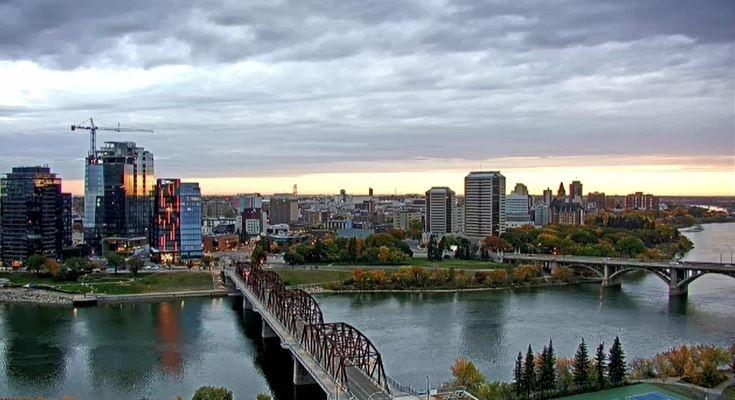 Saskatoon forecast September 24