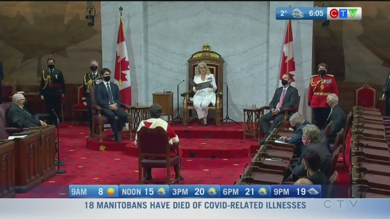 PM's throne speech, college COVID: Morning Live