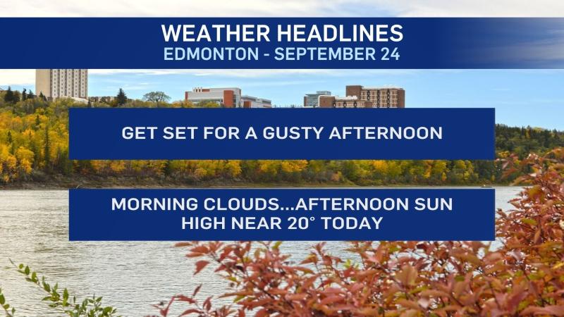 Sept. 24 weather headlines