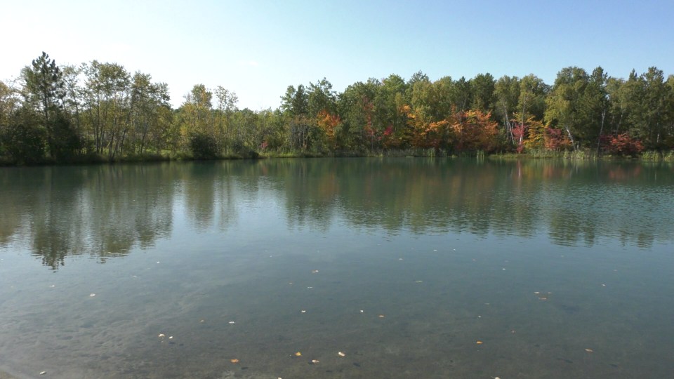 Greater Sudbury's Meatbird Lake in Lively