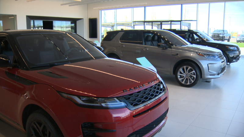 Jaguar Land Rover Royal Oak is Northwest  Calgary's latest luxury vehicle dealership for car lovers to explore