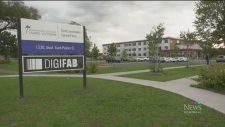 An outbreak at Gerald Filion School in Longueuil could be behind long lines for testing.