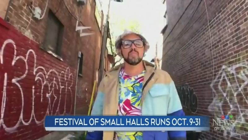 Festival of Small Halls next month
