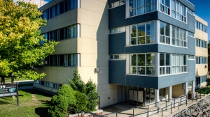 Waterloo Cooperative Residence Inc.'s Hammar Building on University Avenue West. (Source: WCRI.coop)