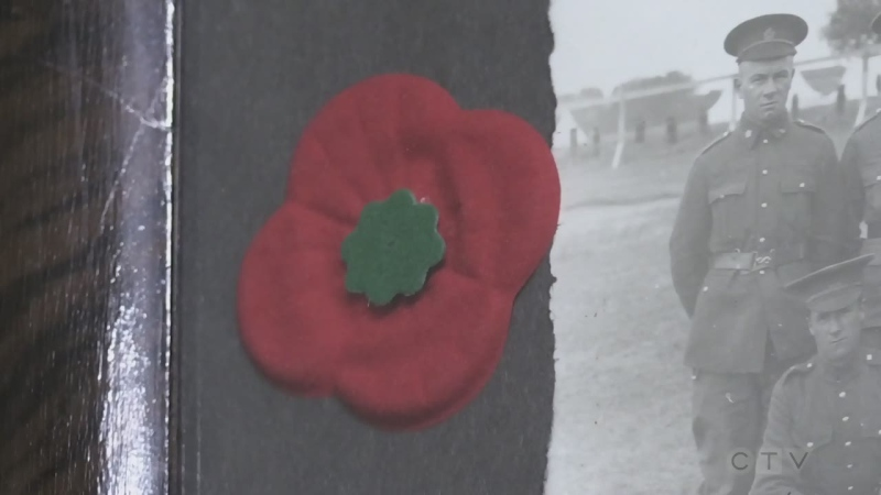 Callander is dedicating one of its main streets to war veterans, those who died in battle and Legion members.