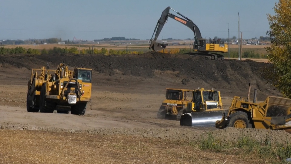 Construction has begun on Rocky Mountain Motorsports Park