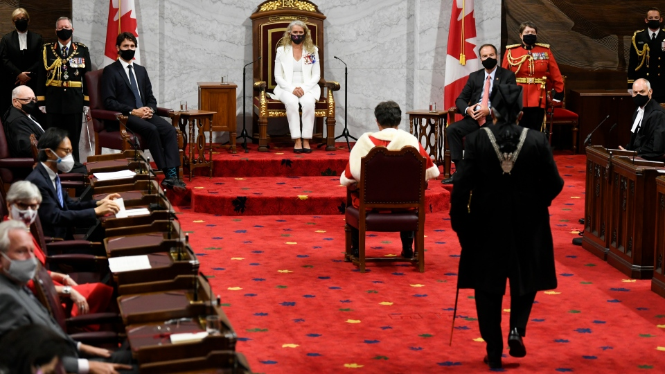 Throne Speech