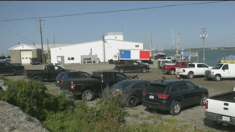 New developments in N.S. lobster dispute