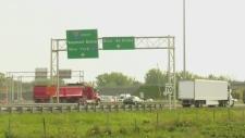 Major construction on Highway 30 underway