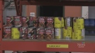 Food bank kicks off different drive