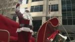 Santa Claus parades on hold