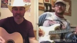 Sudbury's Marc Serre and Stephan Bernard cover Buck Owens' 'Streets of Bakersfield.'