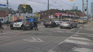 Toronto police are investigating after a cyclist was struck and killed downtown.