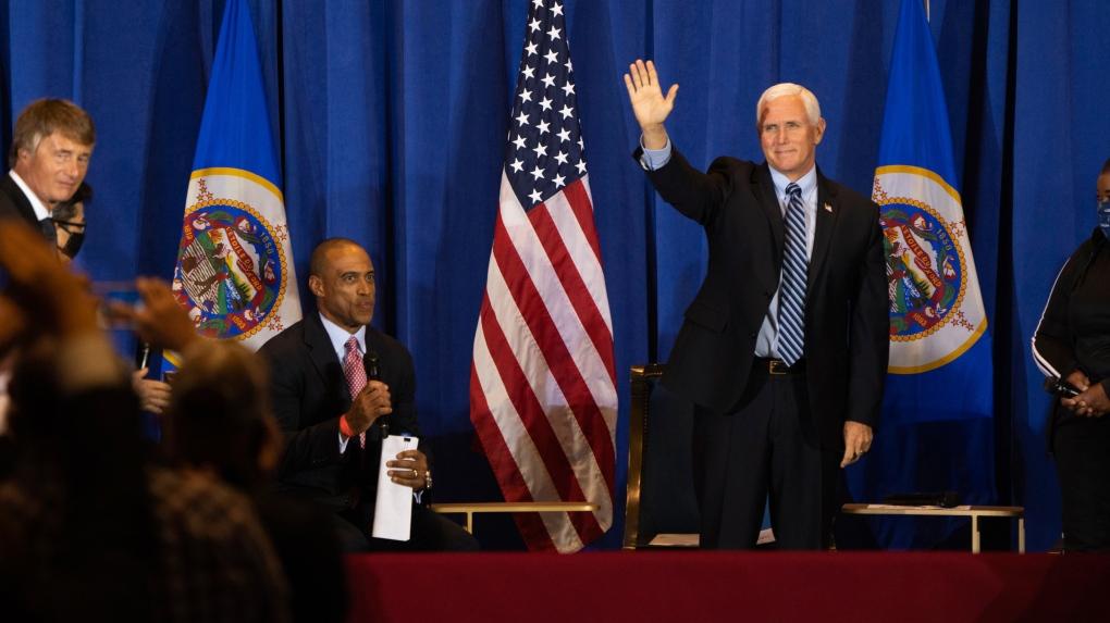 U.S. Vice President Mike Pence