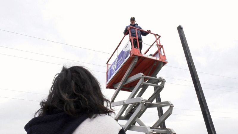 Taking fundraising to new heights