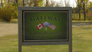 The Gateway Cities Golf Course straddles the Canada/U.S. border.