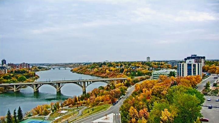 Saskatoon forecast September 25