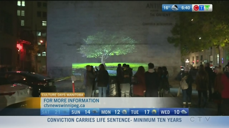 Last-minute changes to Nuit-Blanche events