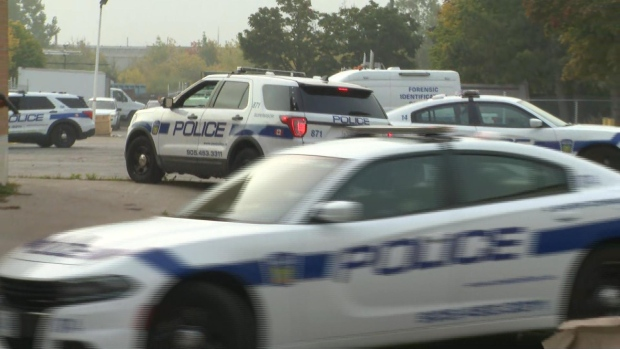 Peel Regional Police are investigating a fatal shooting in Brampton this morning.