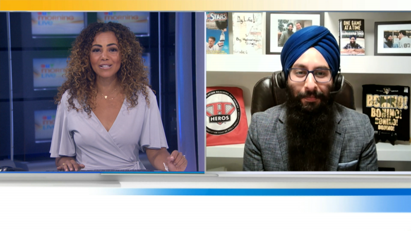 Harnarayan Singh from Hockey Night in Canada Punjabi joins us to talk about his new book