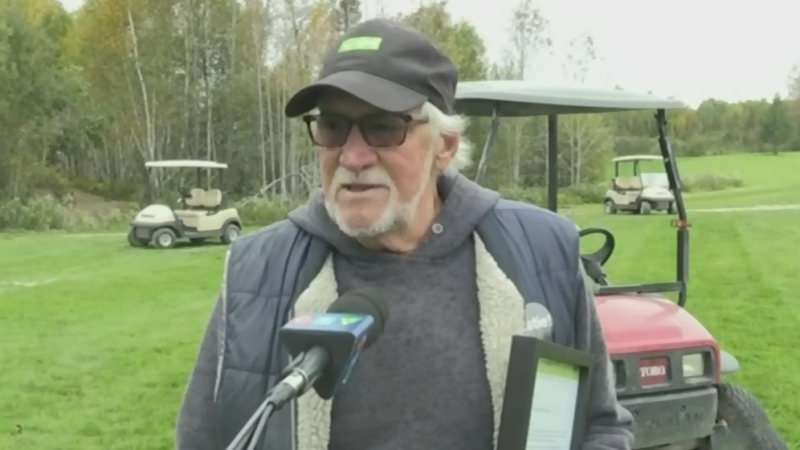 Sudbury greenskeeper celebrates 51 years at job