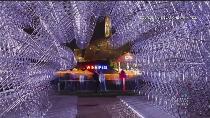 Pandemic prompts changes to Nuit Blanche