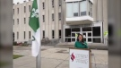 Sudbury's 45th annual Franco-Ontarian flag raising