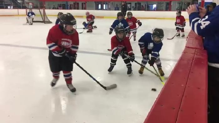 minor hockey