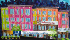 What life is like in Harbour Landing Village