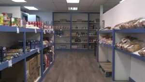 """""""With the CERB benefit ending at the end of this month, we're incredibly concerned about a huge increase in clients going to foodbanks very quickly,"""" said Chantal Senecal, the Food Depot Alimentaire executive director."""