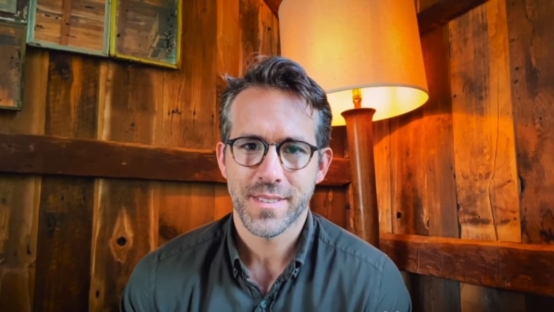 Ryan Reynolds is using part of his salary from an upcoming movie shoot to have BIPOC trainees work on the film set and learn from professional industry workers: (Group Effort Initiative / Facebook)