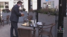 Restaurants facing layoffs from early closing time