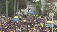 Homecoming parties discouraged amid COVID-19