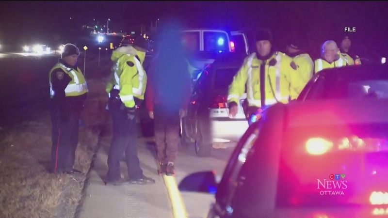 Spike in impaired driving charges
