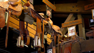 Saddles seized by the bailiff when Ranchman's went into receivership will be returned to their owners