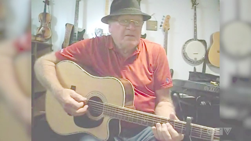 Retired Sault Ste. Marie police officer Don Discher covers Merle Haggard's 'Are the Good Times Really Over?'