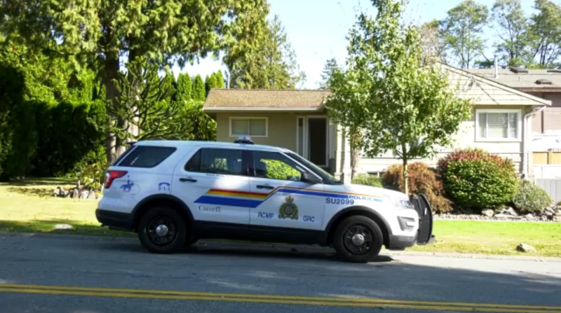 Surrey Mounties are investigating two shooting incidents in the city's Cloverdale neighbourhood that took place roughly five hours apart Thursday night. (CTV)
