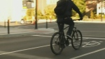 City discussing making bike lanes safer